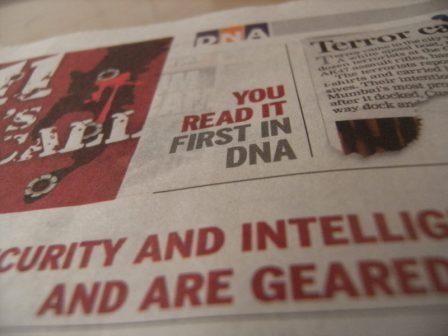 DNA: Responsible journalism?