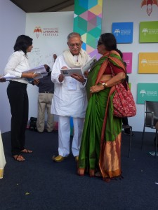 Gulzar Bangalore Literature Festival